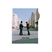 Pink Floyd - Wish You Were Here (Remastered) artwork